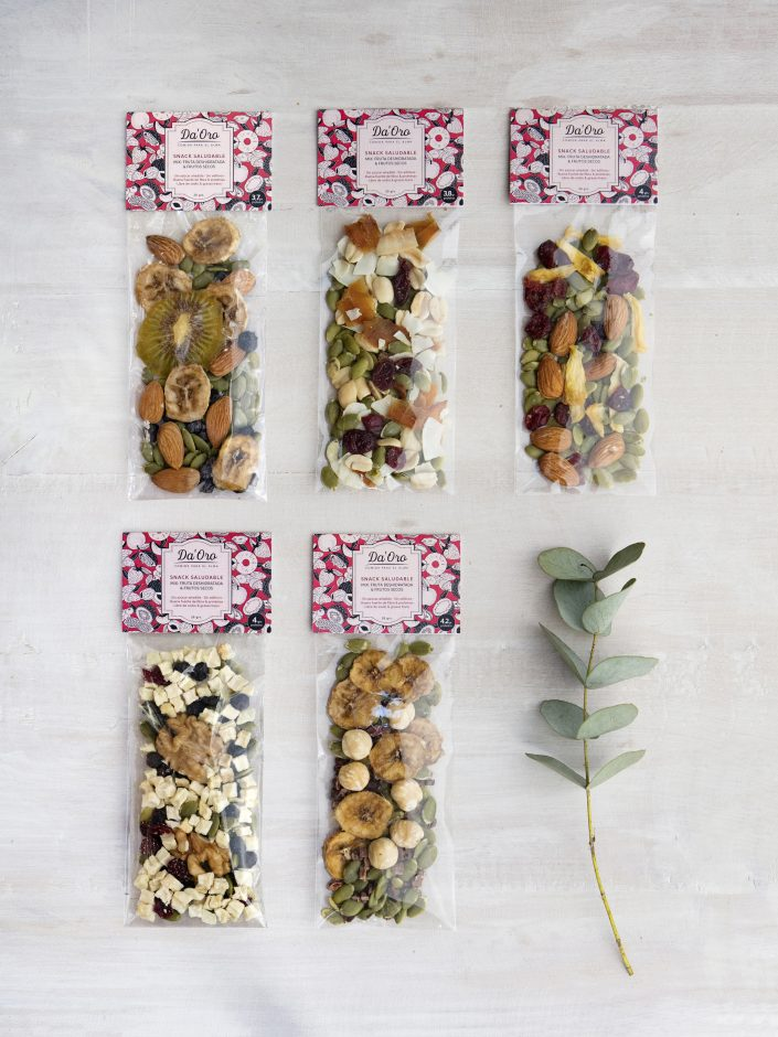 pack snacks mix